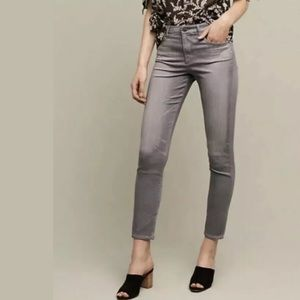 Adriano Goldschmied high rise Stevie jean in gray
